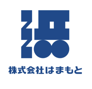 沖縄宮古島のサッカークラブ INDEPENDIENTE JAPAN MIYAKOJIMA のスポンサー企業 株式会社はまもと様のロゴ
