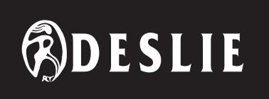 沖縄宮古島のサッカークラブ INDEPENDIENTE JAPAN MIYAKOJIMA のスポンサー企業 Handmade Jewelry DESLIE様のロゴ