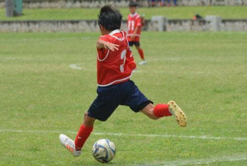 U-12 VS 上野2nd 全日リーグ