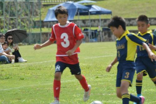 U-12 VS 平良第一B 全日リーグ
